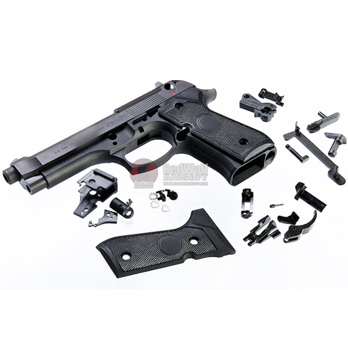 New Generation Steel Conversion Kit for KSC / KWA M9 Series