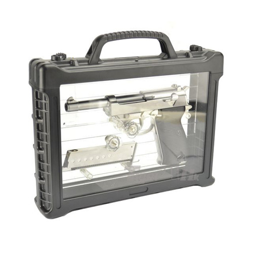 WE Walther P38 SV With Case Marking
