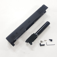 TH/Detonator Glock 19 Slide set For Marui (스토퍼 업그레이드)