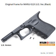 Guarder Glock19 Lower Frame For Marui